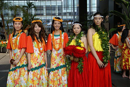 Hula, costumes, hula photo